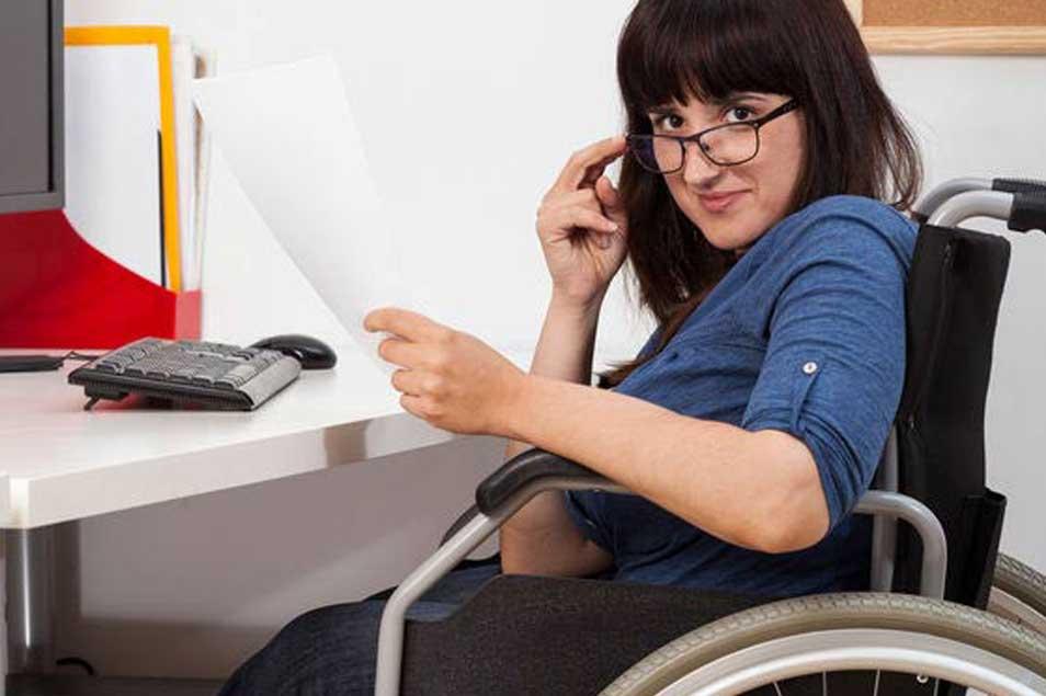 recherche femme handicapée
