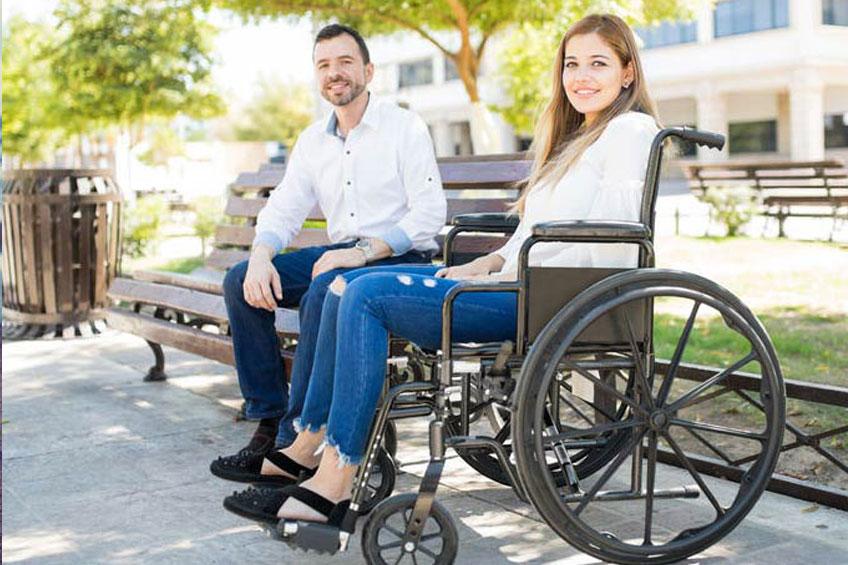 rencontre femme handicapé